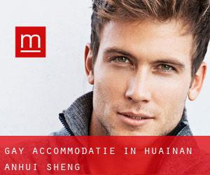 Gay Accommodatie in Huainan (Anhui Sheng)