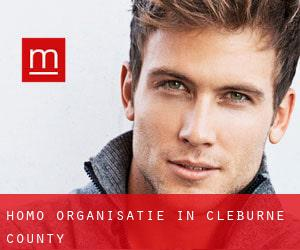 Homo-Organisatie in Cleburne County